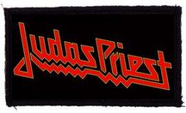 JUDAS PRIEST: Logo (95x45) (felvarró)