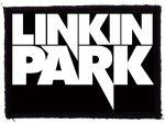 LINKIN PARK: Logo (97x70) (felvarró)