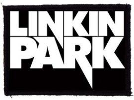LINKIN PARK: Logo (95x70) (felvarró)