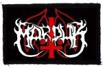 MARDUK: Logo (95x57) (felvarró)
