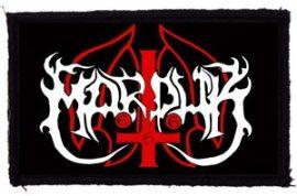 MARDUK: Logo (95x55) (felvarró)