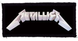 METALLICA: Classic Logo (95x40) (felvarró)