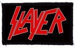 SLAYER: Logo (95x55) (felvarró)