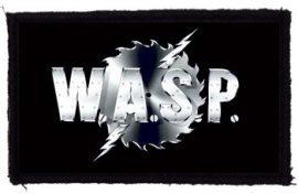 WASP: Logo (95x50) (felvarró)