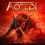 ACCEPT: Blind Rage (CD)