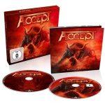 ACCEPT: Blind Rage (CD+ Blu-ray, 121',kódmentes)