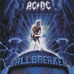 AC/DC: Ballbreaker (LP, RSD release, 2014, 180 gr)
