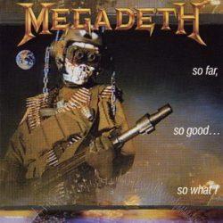 MEGADETH: So Far, So Good, So What? (CD, +4 bonus) (akciós!)