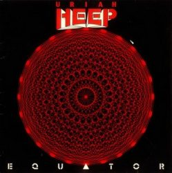 URIAH HEEP: Equator (+4 bonus, 25th Ann.) (CD)
