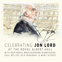 JON LORD,DEEP P.& FRIENDS: Celebr. Jon Lord (CD)