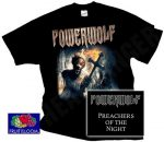 POWERWOLF: Preachers (póló)
