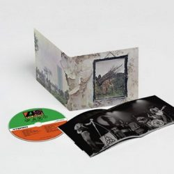 LED ZEPPELIN: 4. (2014 remastered) (CD)