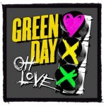 GREEN DAY: Oh Love (95x95) (felvarró)