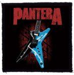 PANTERA: Dime Guitar (95x95) (felvarró)