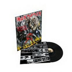 IRON MAIDEN: Number Of The Beast (LP, black, 2014)