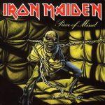 IRON MAIDEN: Piece Of Mind (LP, black, 2014)