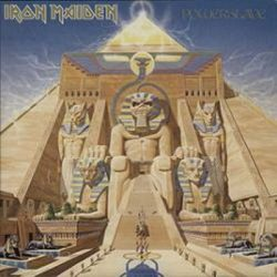IRON MAIDEN: Powerslave (LP, black, 2014)