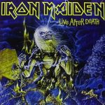 IRON MAIDEN: Live After Death (2LP, black vinyl, 2014)