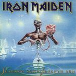 IRON MAIDEN: Seventh Son Of... (black vinyl, 2014)