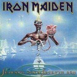 IRON MAIDEN: Seventh Son Of A Seventh Son (LP, black, 2014)
