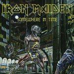 IRON MAIDEN: Somewhere In Time (black vinyl, 2014)