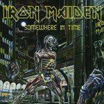 IRON MAIDEN: Somewhere In Time (LP, black, 2014)