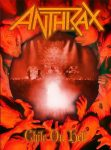 ANTHRAX: Chile On Hell (2CD+DVD, 112', kódmentes)