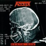 ACCEPT: Deathrow (CD)