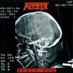 ACCEPT: Deathrow (CD)