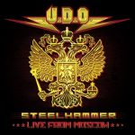 UDO: Steel Hammer Live In Moscow (2CD+DVD)