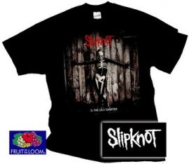 SLIPKNOT: The Gray Chapter (póló)