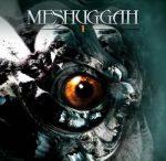 MESHUGGAH: I (CD, re-issue, digipack)