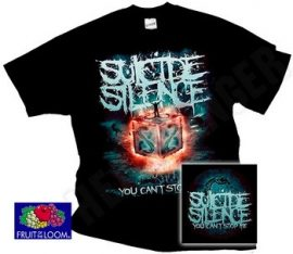 SUICIDE SILENCE: You Can't (póló)