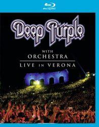 DEEP PURPLE: Live In Verona 2011 (Blu-ray, 115')
