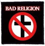 BAD RELIGION: Logo (95x95) (felvarró)
