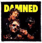 DAMNED: Damned (95x95) (felvarró)