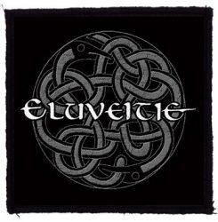 ELUVEITIE: Logo (95x95) (felvarró)
