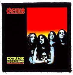 KREATOR: Extreme (95x95) (felvarró)