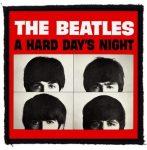 BEATLES: A Hard Days Night (95x95) (felvarró)