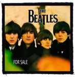 BEATLES: For Sale (95x95) (felvarró)