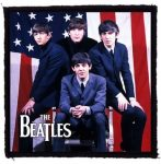 BEATLES: USA Flag (95x95) (felvarró)