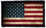 USA ZÁSZLÓ (95x60) (felvarró)