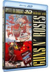 GUNS N' ROSES: Appetite For Democracy (Blu-ray, 163')
