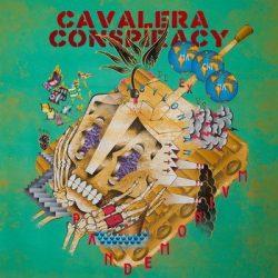 CAVALERA CONSPIRACY: Pandemonium (2 bonus) (CD)