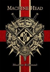 MACHINE HEAD: Bloodstone & D.(mediabook,ltd) (CD)