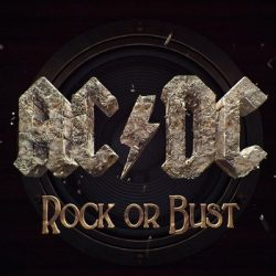 AC/DC: Rock Or Bust (CD, 3D cover, digipack)