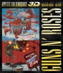 GUNS N' ROSES: Appetite For Democracy (DVD, 163')