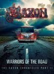 SAXON: Warriors Of The Road (2DVD+CD, kódmentes)