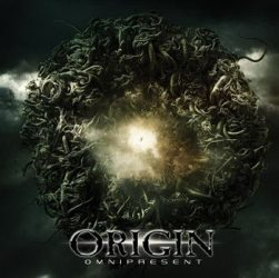 ORIGIN: Omnipresent (digipack) (CD)