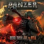 GERMAN PANZER: Send Them All To Hell (CD, digipack)